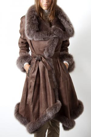 L 39 effet des v tements manteaux et vestes femme fourrure - Achat de manteau en ligne ...