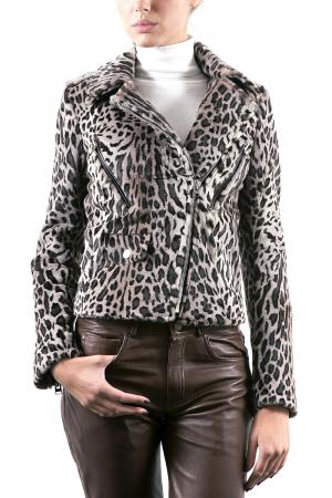 GIORGIO Perfect Leopard Gris