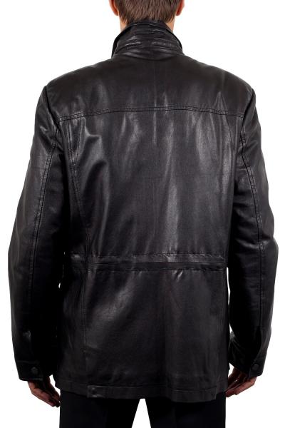 Redonner couleur veste en cuir
