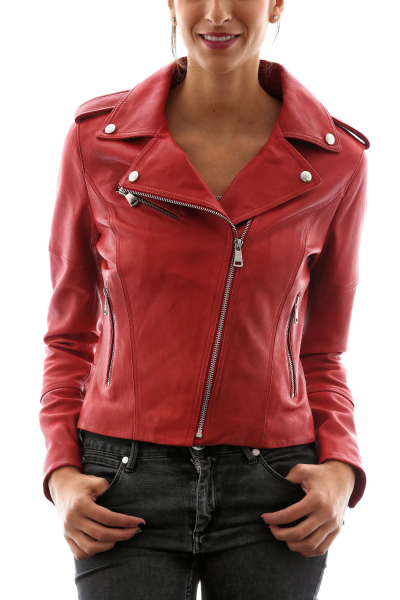 INTUITION Perfecto Cuir 1530 Rouge