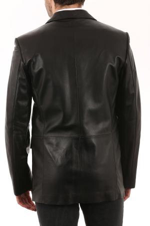 Blazer Cuir 2005 Noir