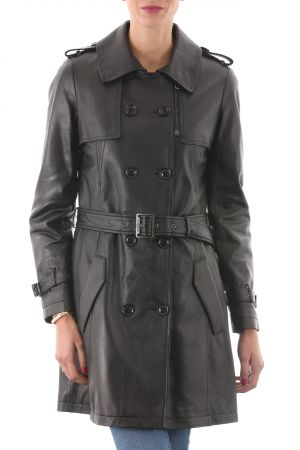 INTUITION Trench Noir