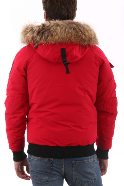 HELVETICA Anchorage Rouge