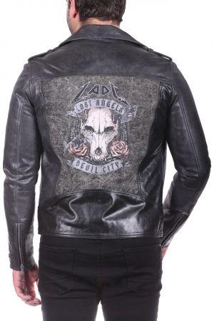 LADC Jagger Skull Noir