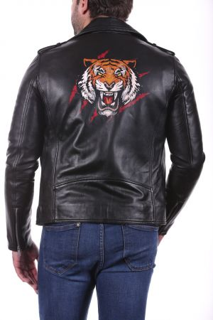 LADC Jagger Tiger Noir
