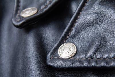 Col perfecto cuir